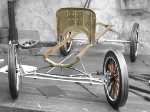 Cortafuego montado - Dash assembled