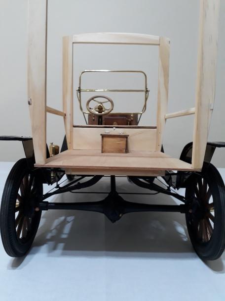 Carrocería montada - Body mounted